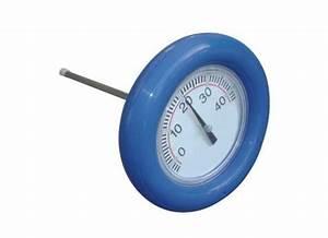 Thermometre De Piscine : thermometre piscine ~ Carolinahurricanesstore.com Idées de Décoration