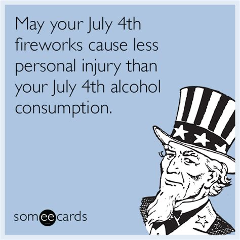 Fourth Of July Quotes Drinking