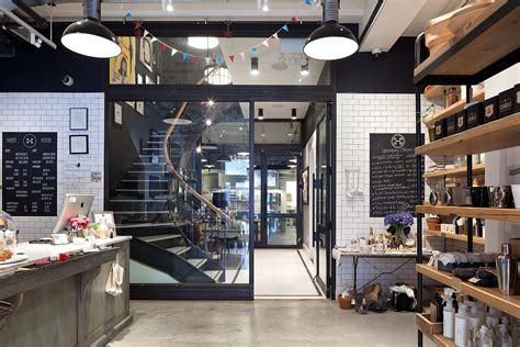 kitchen design shops nyc carriage house renovated into a trendy caf 233 1348