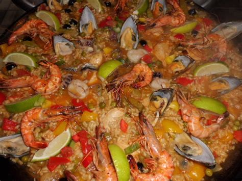paella original  la valenciana spanisches rezept eu