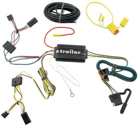 Saturn Vue One Vehicle Wiring Harness With Pole