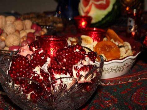 yalda night iranian celebration  longest night  year