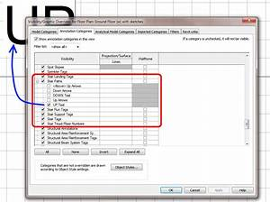 What Revit Wants: Stair Path Annotations in Revit 2013