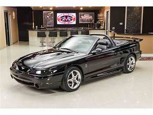 1998 Ford Mustang SVT Cobra Convertible for Sale | ClassicCars.com | CC-947197