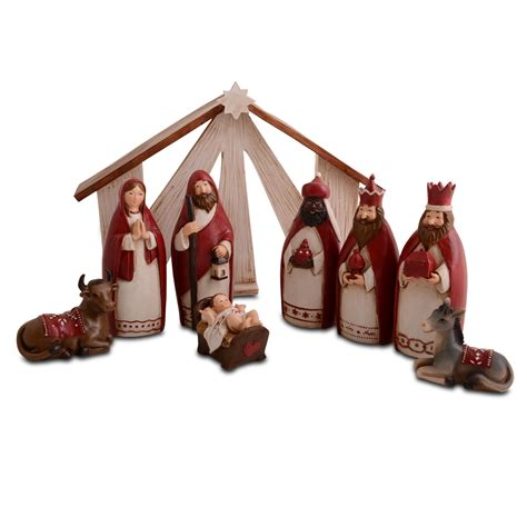 decor inspiring nativity sets for sale for christmas