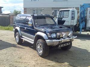 1996 Mitsubishi Pajero Pictures  2800cc   Diesel  Manual