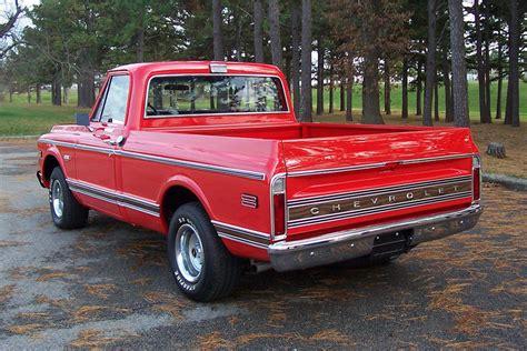 1971 Chevrolet Cheyenne Super 10 Pickup 82651