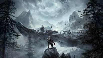 Skyrim Eso Greymoor Heart Dark Trailer Elder