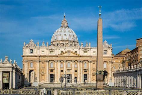 Visitare Cupola San Pietro by Citt 224 Vaticano Visita Alla Basilica Di San Pietro