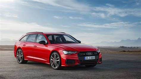 Audi S6 by 2020 Audi S6 Avant Top Speed