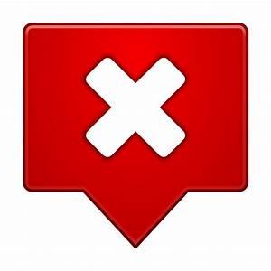 Status dialog error Icon | Matrilineare Iconset | sora-meliae