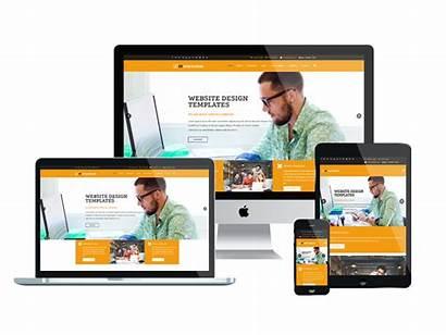 Web Responsive Template Joomla Et Themes Edd