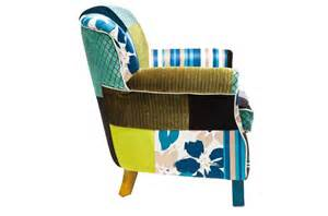 Fauteuil Crapaud Patchwork Pas Cher by Fauteuil R 233 Tro Patchwork Fauteuil Design Pas Cher