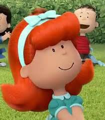 Voice Of The Little Red Haired Girl Peanuts Behind The