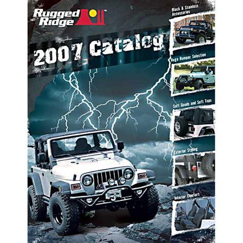 Rugged Ridge Catalog catalog 48 page rugged ridge jeep parts all the