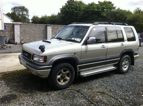 how to learn all about cars 1996 isuzu trooper auto manual 1996 isuzu trooper for sale in athnid tipperary from dillgaf