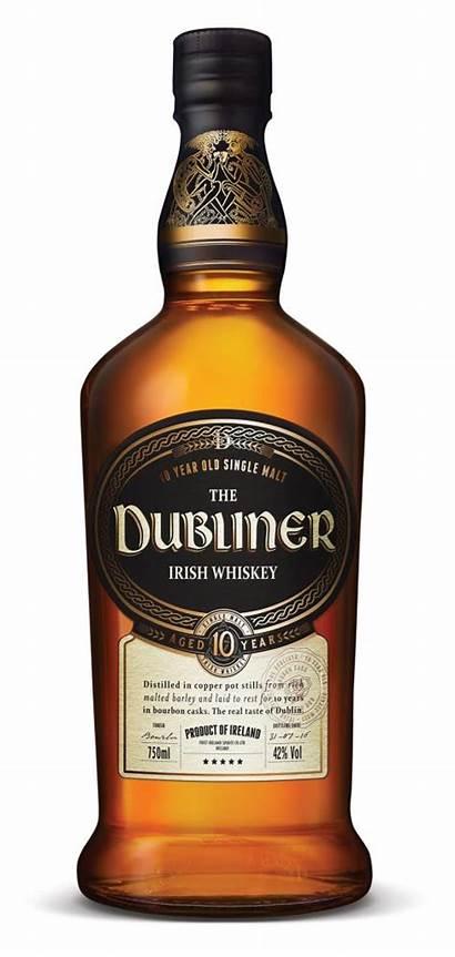 Whiskey Irish Rye Malt Single Whisky Dubliner