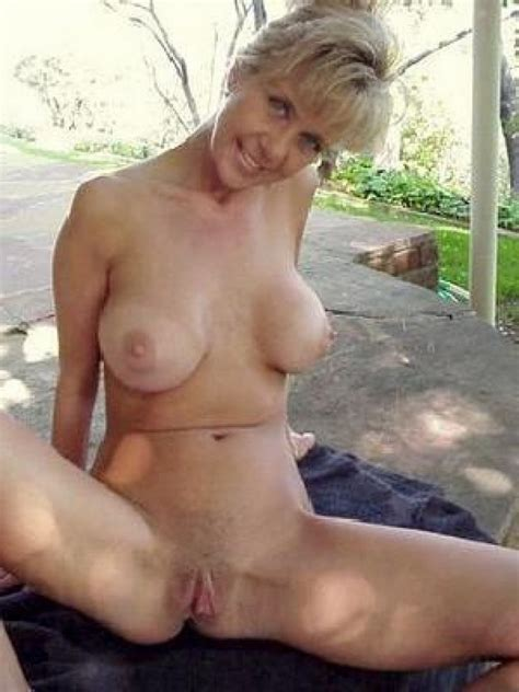 Old Mature Naked Image