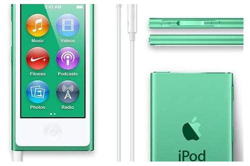 baixar apple itunes para ipod nano 7th generation