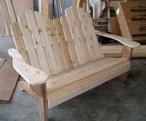 what type of wood to make adirondack chair free plans