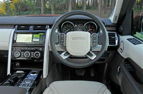 land rover discovery interior autocar