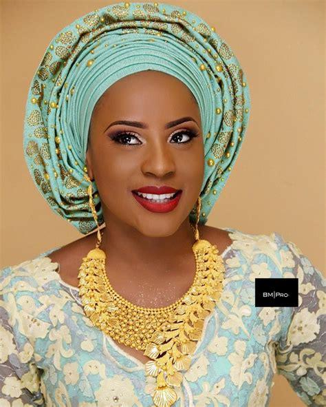 Mariage africain : maquillage & gele spéciale mariée ...