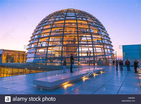 Reichstag Cupola by The Reichstag Dome Stock Photos The Reichstag Dome Stock