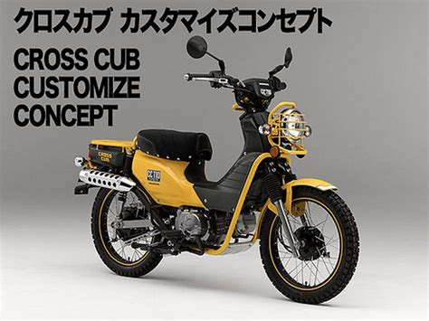 iconic honda cub refreshed bikesrepublic