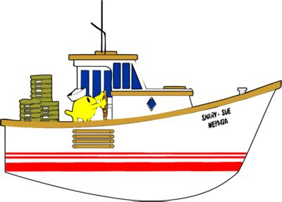 Clipart Of Fishing Boat by Image Download Fishing Boat Christart