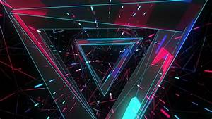 Disco Lights Neon Video   Stock Footage
