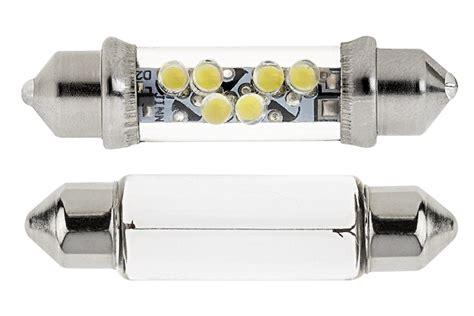 4211 led bulb 6 led festoon 42mm festoon base led
