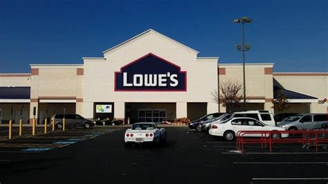 lowes home improvement warehouse stores building