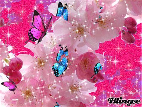 farfalle e fiori immagine fiori e farfalle 90453998 blingee