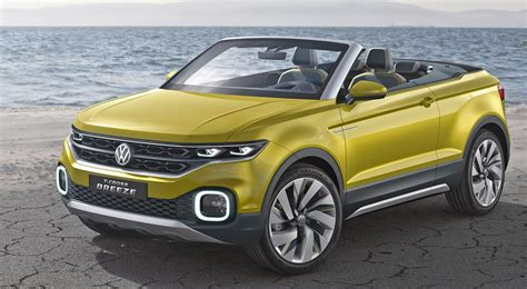 Volkswagen Tcross Breeze