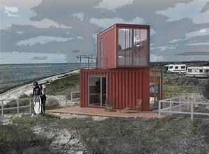Containerhaus In Deutschland : minimal containerhaus containergeb ude von ~ Michelbontemps.com Haus und Dekorationen