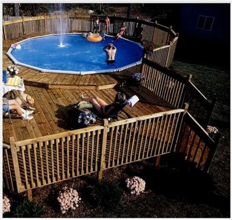 8x8 above ground pool deck plans how to build a pool deck