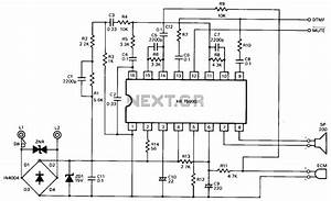 Speech With Xr-t5995 Under Phone Circuits