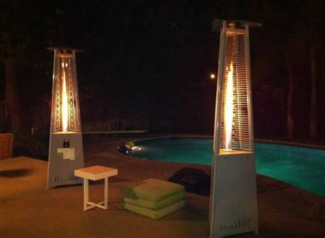 lava heat patio heater landscaping network