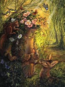 dryad (wood nymph)   Ents, Dryads and other tree creatures ...
