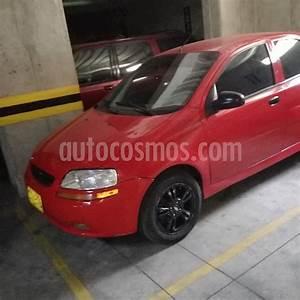 Chevrolet Aveo Family 1 5l Usado  2010  Color Rojo Precio