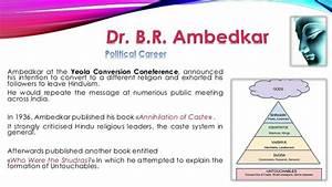 Dr bhimrao ambedkar biography in english
