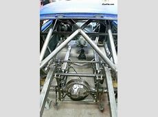 Building an NHRA certified roll cage for the 1972 vega project