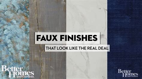 Faux Finishes Atlanta Easy Decorating Affordable Faux Pai