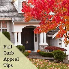 Fall Curb Appeal Tips