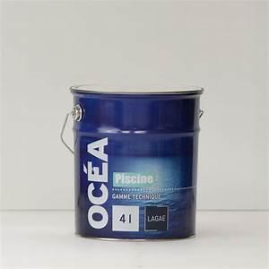 Peinture Pour Piscine : ocea piscine peinture acrylique pour piscines b tiproduits ~ Nature-et-papiers.com Idées de Décoration