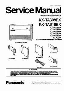 Panasonic Kx Ta308 Kx