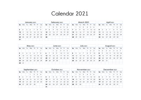 printable calendar   page yearly calendar blank