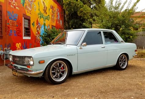 Datsun 510 For Sale by Sr20det Powered 1971 Datsun 510 For Sale On Bat Auctions