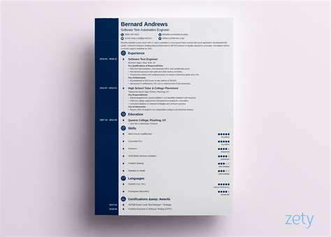 Smart Cv Format by Wordperfect Resume Templates Free Template