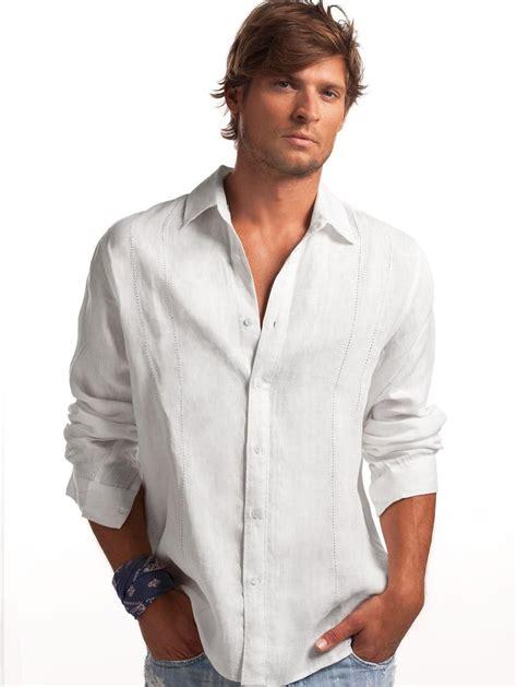 White linen shirt men, Linen shirt men, Linen shirt